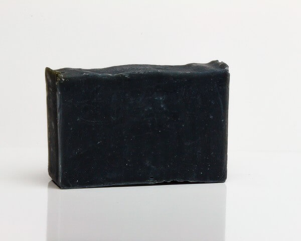 Peppermint And Activated Charcoal handmade bar soap