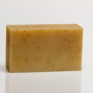 Oats Shea Butter And Honey Organic Bar Soap