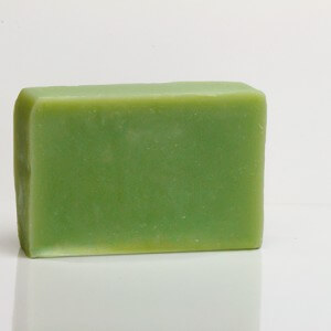 Cool Peppermint handmade bar soap