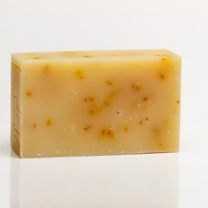 Sage Lemongrass And Spearmint Organic Bar Soap