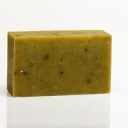 Peppermint Wheat And Barley Organic Bar Soap