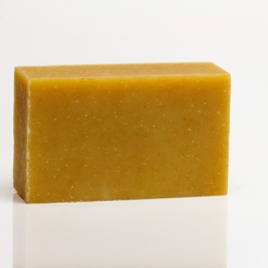 Patchouli And Orange Peel Organic Bar Soap