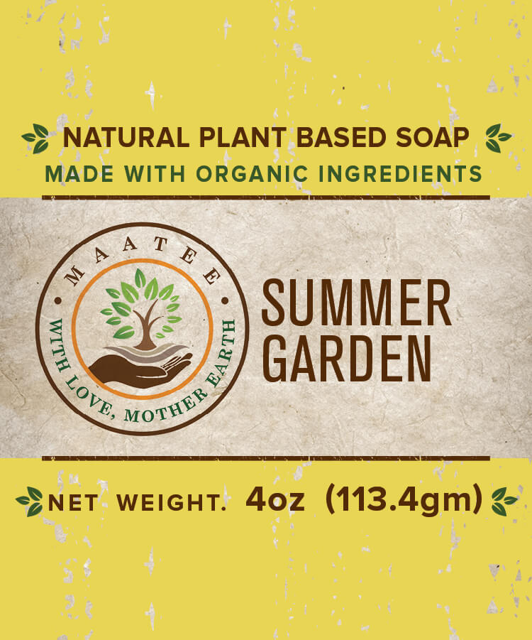 Summer garden maatee with love mother earth for Summer garden and bar