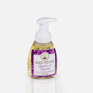 Lavender And Lavandin Organic Liquid Foaming soap