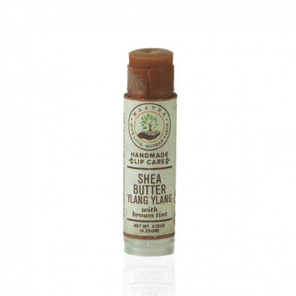 Shea Butter Ylang Ylang Lip Care without cap