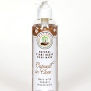 Oatmeal And Clove Body Wash