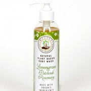 Lemongrass Patchouli Rosemary Body Wash