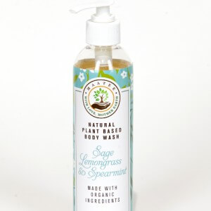 Sage Lemongrass Spearmint Body Wash