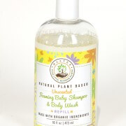 Baby Shampoo and body wash refill