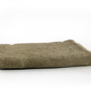 Olive Green Bath Towel