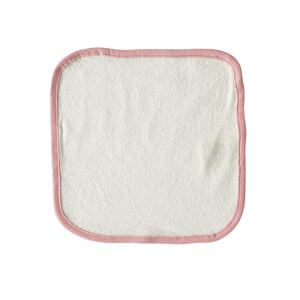 Organic Wash Cloth Pink
