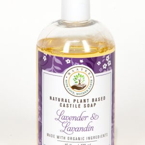 Lavender And Lavandin Castile Soap